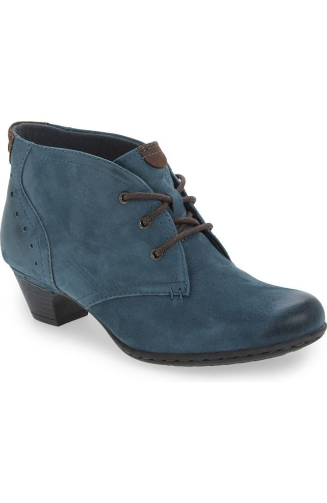 Cobb Hill 'Aria' Leather Boot by Rockport Cobb Hill | $135