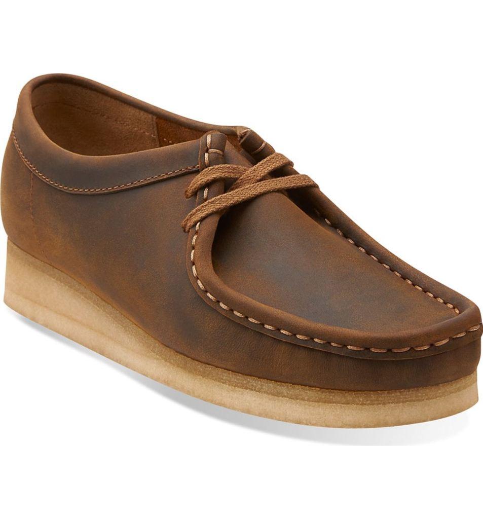 'Wallabee' Chukka Boot by Clarks® Originals | $135