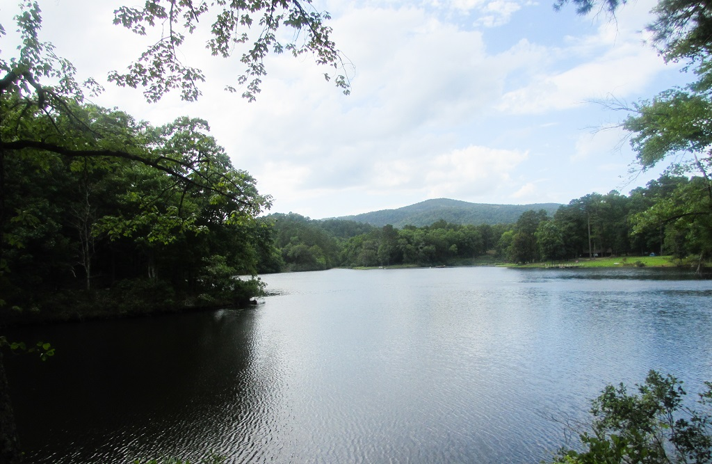 Lake Catherine, Hot Springs - Road Trip - 26 Places to Visit in Arkansas - Christobel Travel
