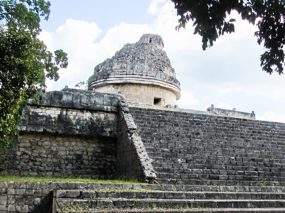 El Caracol - Day Trip to Chichen Itza, Yucatan, Mayan Ruins - Christobel Travel