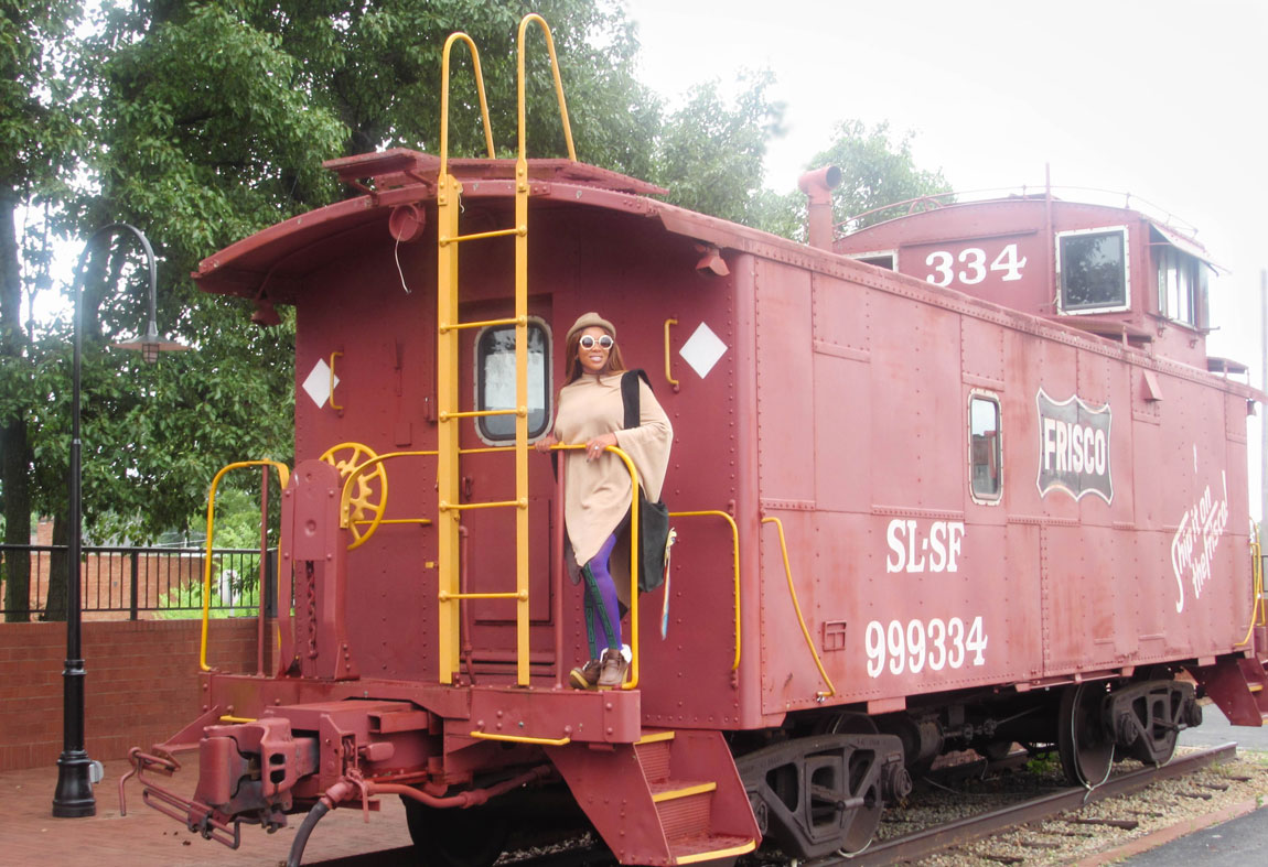 Bristow Train Depot and Museum - Route 66 Oklahoma: All Towns and Attractions to See - Christobel Travel