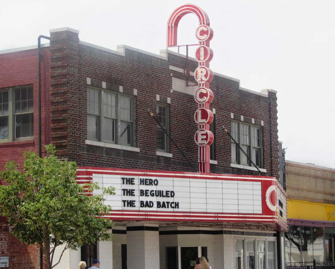 Circle Cinema in Tulsa - Route 66 Oklahoma: All Towns and Attractions to See - Christobel Travel
