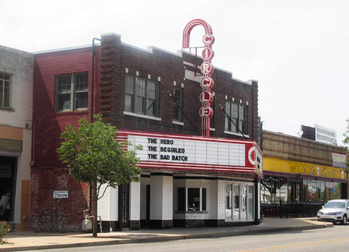 Circle Cinema / Theater - Tulsa Travel Guide - 45 Things to do - Christobel Travel