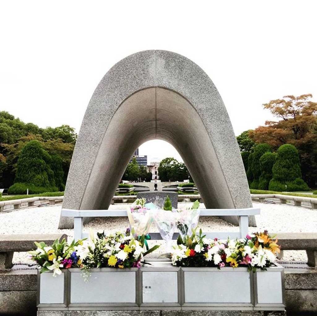 Hiroshima Peace Memorial Park - 6 Must See Japan Tourist Attractions - Christobel Travel