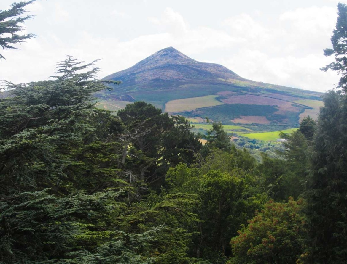 Sugar Loaf Mountain - Powerscourt Waterfall - 41 Things to do in Wicklow County - Christobel Travel