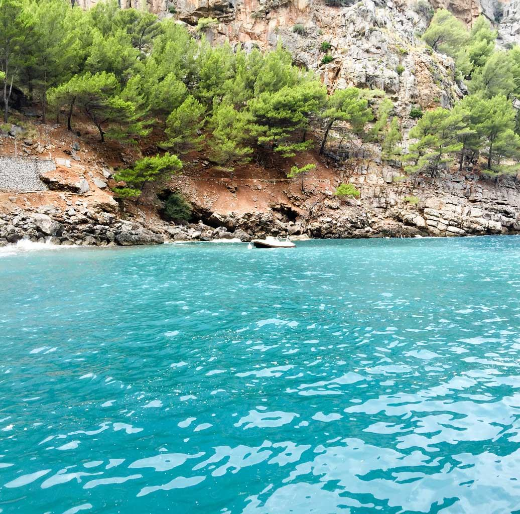 La Calobra - Daytrip from Palma de Mallorca to Escorca, La Calobra & Soller - Christobel Travel