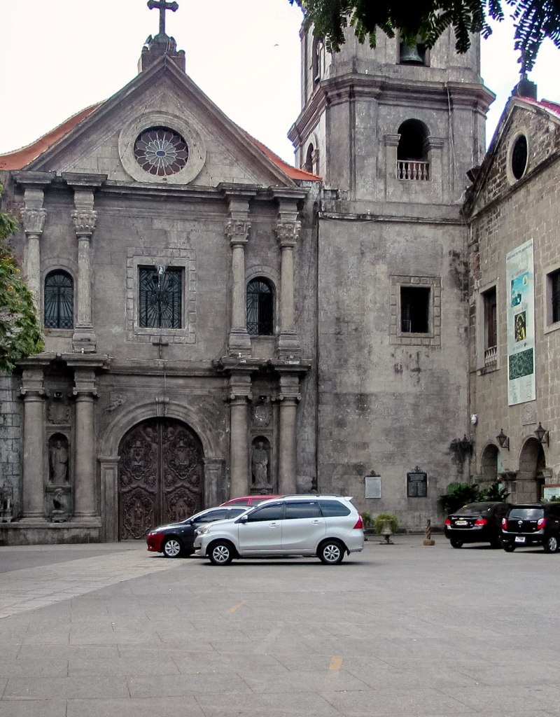 San Agustin Church The UNESCO World Heritage Site in Manila, Philippines - CHRISTOBEL TRAVEL