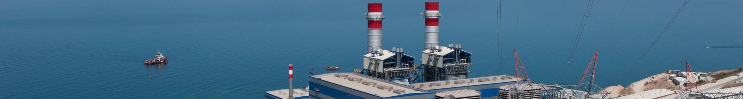 Errichtung fossiler Kraftwerksanlagen