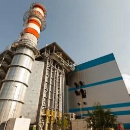 Gasturbinenanlage Anlagenbau