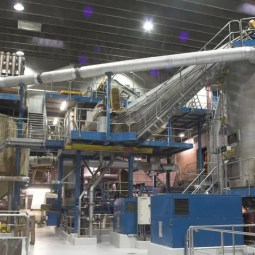 Relocation Of A Tmp Plant Christof Industries