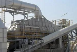 Anlagen zur Sandaufbereitung