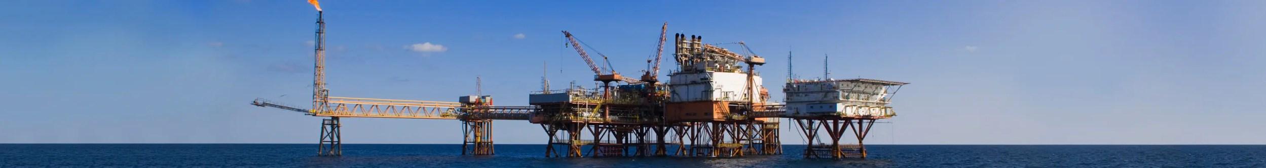 Anlagenbau für Öl- und Gas-Branche