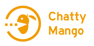 Chatty Mango logo