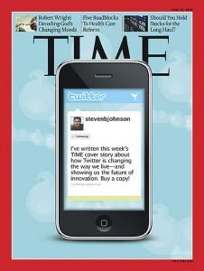 Cover des TIME-Magazin