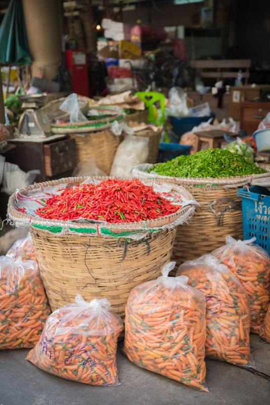 Day9: Bangkok markets
