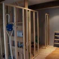 1504 Chênée - Rénovation salle de bains - Chantier 2