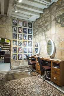 Maison de coiffure Christophe de Nicolas Biot Paris 6