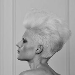 cheveux blancs rock