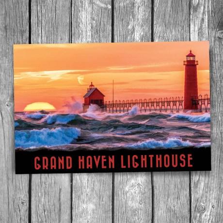19-01-10-Grand-Haven-LIghthouses-Postcard
