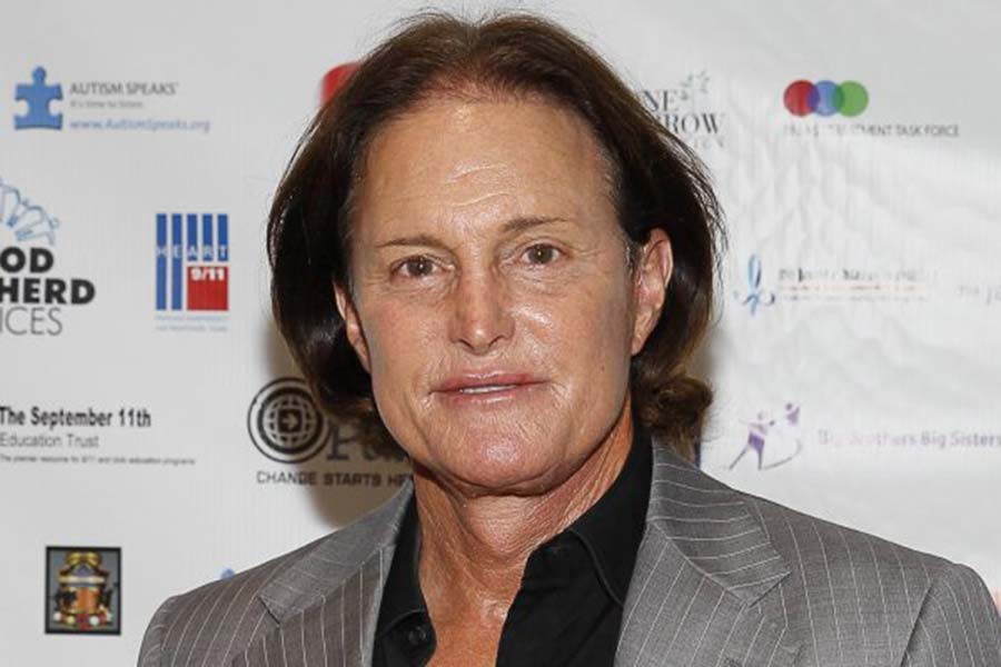 Caitlyn Jenner prior to transition
