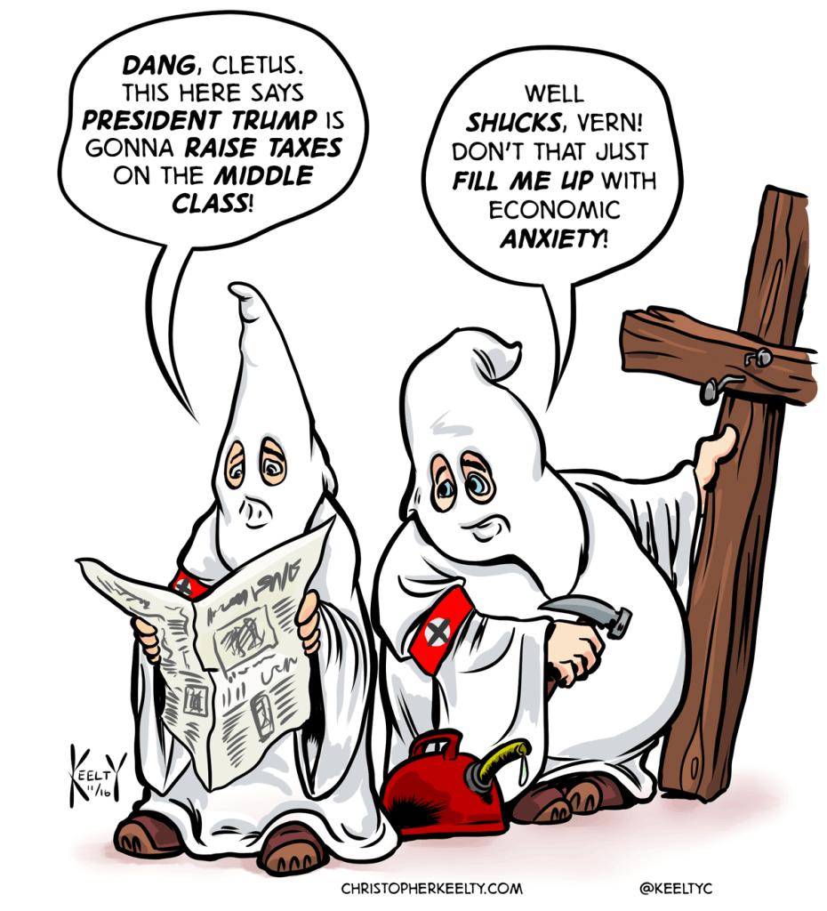 Klass Konscious - Comic by Christopher Keelty
