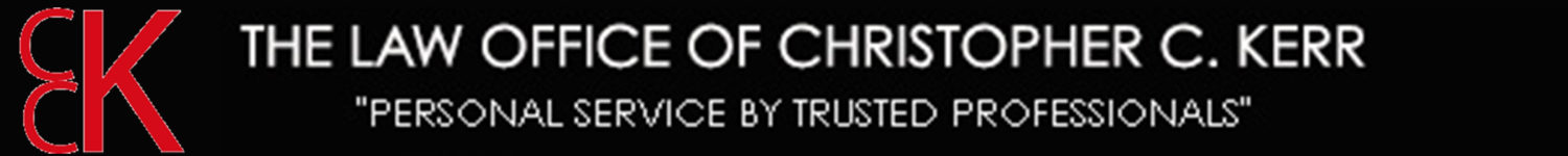 The Law Office Of Christopher C. Kerr logo