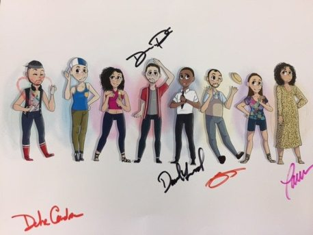 Fulton IN THE HEIGHTS Principals fan art