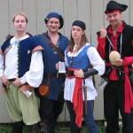 The Skirmishers, Ontario Rennaisance Festival 2004