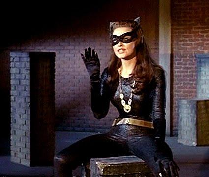 Catwoman dans la série des années 60