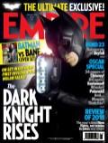Couverture Batman du magazine Empire spécial The Dark Knight Rises