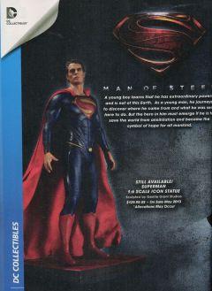 Superman en costume complet
