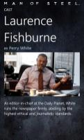 Laurence Fishburne / Perry White
