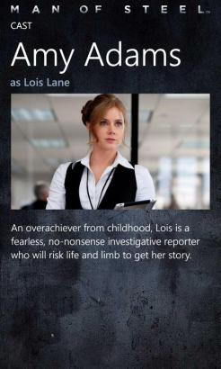 Amy Adams / Lois Lane