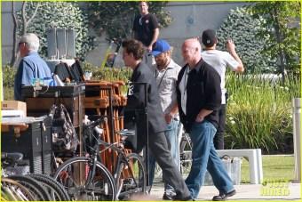 Johnny Depp en pause café