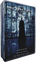 La trilogie The Dark Knight en DVD
