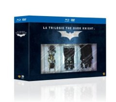 La trilogie The Dark Knight en édition collector