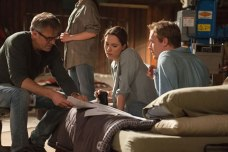 Wally Pfister, Rebecca Hall et Paul Bettany