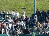 Le Seaman Stadium d'Okotoks pour le tournage d'Interstellar