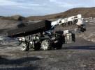 Une caméra IMAX montée sur un véhicule motorisé spécialement pour le tournage d'Interstellar en Islande