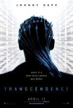 Première affiche officielle de Transcendence