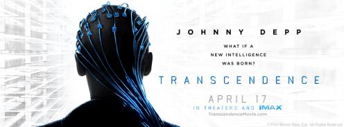 Nouvelle couverture de la page Facebook de Transcendence