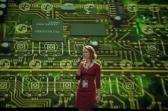 Rebecca Hall dans Transcendence