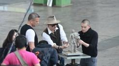 Johnny Depp en Chine pour la promotion de Transcendence