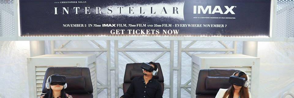Interstellar : Retour sur l'expérience Oculus Rift
