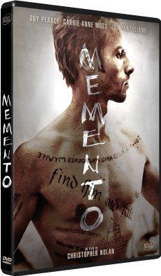 Edition 15ème anniversaire de Memento en DVD