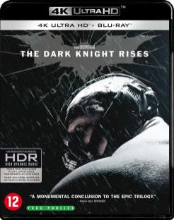 The Dark Knight Rises 4K Ultra HD