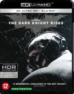 The Dark Knight Rises 4K Ultra HD