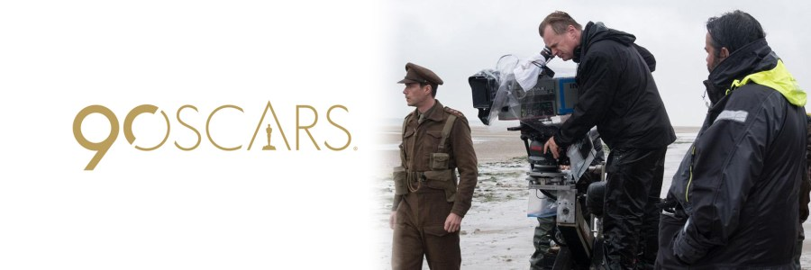 Dunkerque nominé pour 8 Oscars