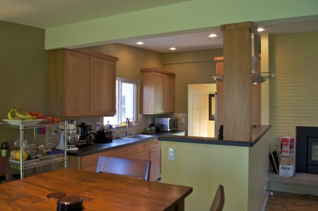Kitchen remodel complete!