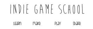 Indie Game School Logo